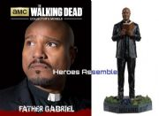 The Walking Dead Collector's Models Collection #11 Father Gabriel Eaglemoss